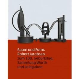 Raum und Form - Robert Jacobsen zum 100. Geburtstag