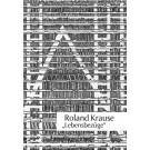 Roland Krause Lebensbezüge