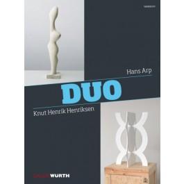 DUO • Hans Arp – Knut Henrik Henriksen