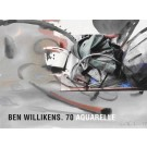 Ben Willikens. 70 Aquarelle