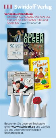 Nutzen Sie den online-Bookstore des Swiridoff Verlages und sparen Sie sich den Weg in die Buchhandlung.